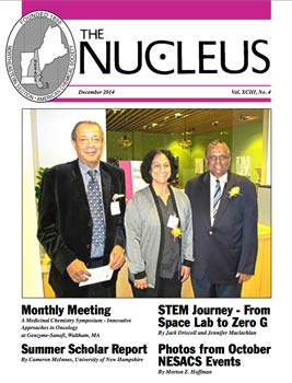 December Issue of The Nucleus