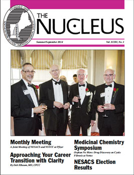 May Issue of The Nucleus