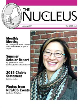 january 2015 Issue of The Nucleus